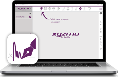 xyzmo Client for Windows