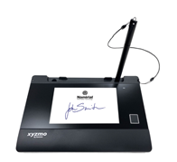 Signature Capturing Devices